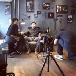 nailsmith johnson filming